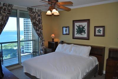 Pensacola Beach Condo/Townhouse For Sale: 1 Portofino Dr #1405