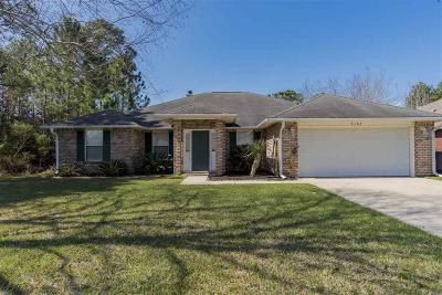 Pensacola Single Family Home For Sale: 5167 Terra Lake Cir