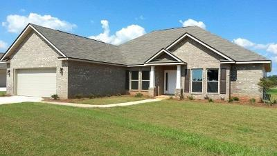 Pace Single Family Home For Sale: 6009 Scarlet Oak Ct