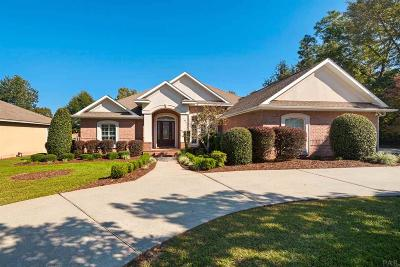 Pensacola Single Family Home For Sale: 9514 Lucida Ln