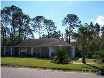 Pensacola Single Family Home For Sale: 7413 Dowdy Dr
