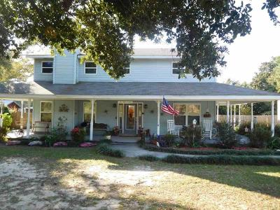 Pace Single Family Home For Sale: 5683 Milligan Ford Rd