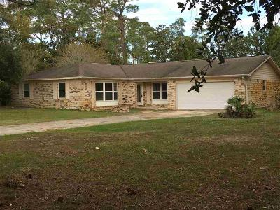 Gulf Breeze Single Family Home For Sale: 1002 Woodlore Cir