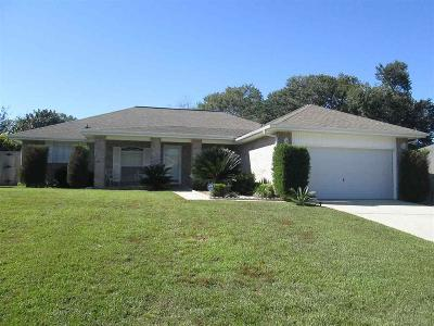 Pace Single Family Home For Sale: 4744 La Casa Cir