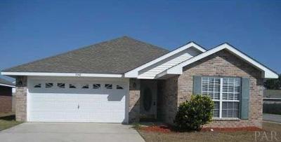 Gulf Breeze Single Family Home For Sale: 3742 Boardwalk Ct