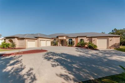 Navarre Single Family Home For Sale: 7185 Caddy Cir