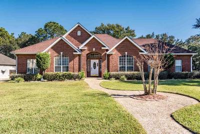 Pensacola Single Family Home For Sale: 3476 Marcus Pointe Blvd