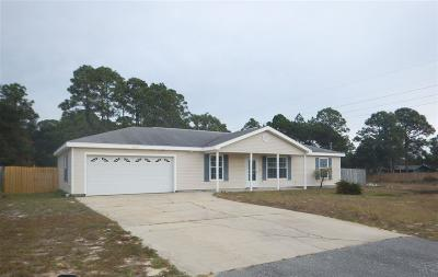 Navarre Single Family Home For Sale: 2261 Las Vegas Trl