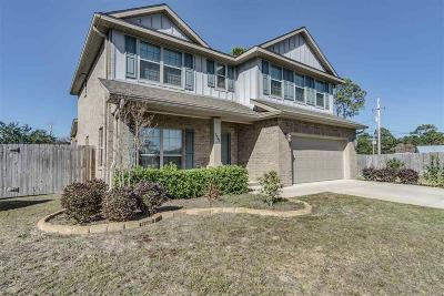 Gulf Breeze Single Family Home For Sale: 2988 Grand Palm Way