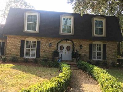 Pensacola Single Family Home For Sale: 3711 McClellan Rd