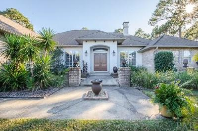 Gulf Breeze Single Family Home For Sale: 3189 Duke Dr