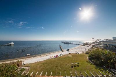 Pensacola Condo/Townhouse For Sale: 10641 Gulf Beach Hwy #C