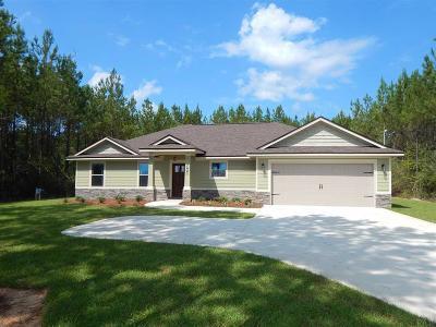 Milton Single Family Home For Sale: 1 Kimbrell Ln