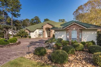 Pensacola Single Family Home For Sale: 3421 Marcus Pointe Blvd