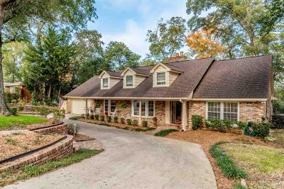 Pensacola Single Family Home For Sale: 3590 Molaree Dr