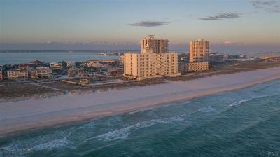 Pensacola Beach Condo/Townhouse For Sale: 999 Ft Pickens Rd #410