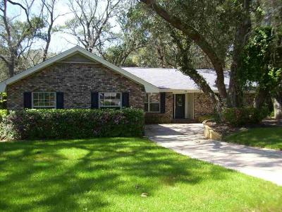 Gulf Breeze Single Family Home For Sale: 416 Canterbury Ln