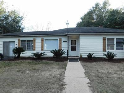 Pensacola FL Single Family Home For Sale: $110,900