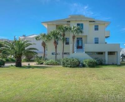 Pensacola Beach Single Family Home For Sale: 159 Le Port Dr