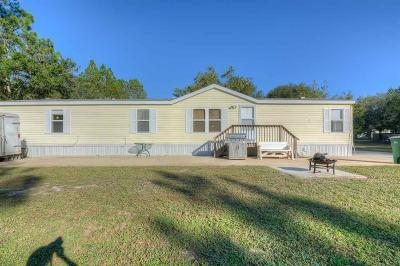 Navarre FL Manufactured Home For Sale: $129,000