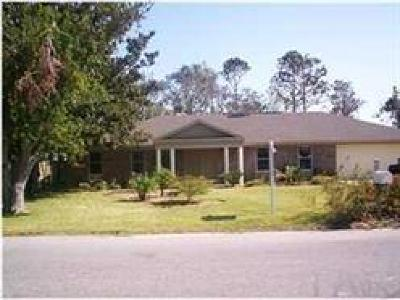 Gulf Breeze Single Family Home For Sale: 222 Florida Ave