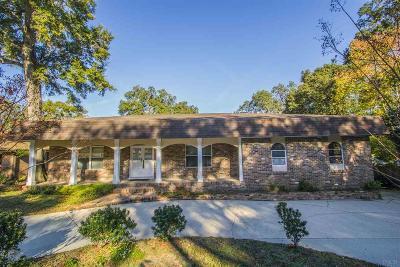 Pensacola Single Family Home For Sale: 4840 Peacock Dr