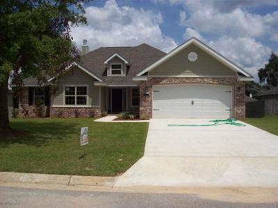 Milton Single Family Home For Sale: 5967 Chi Chi Cir