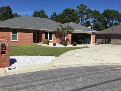 Pensacola Single Family Home For Sale: 9540 Westgate Cir