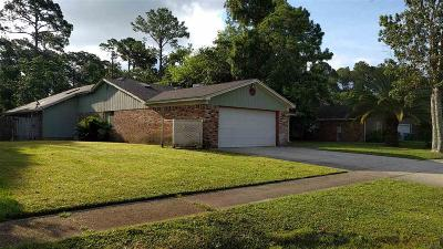 Gulf Breeze Single Family Home For Sale: 1368 Sanibel Ln