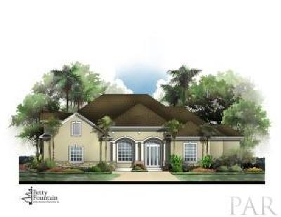 Navarre Residential Lots & Land For Sale: Lot 1a Fontainebleau Ct