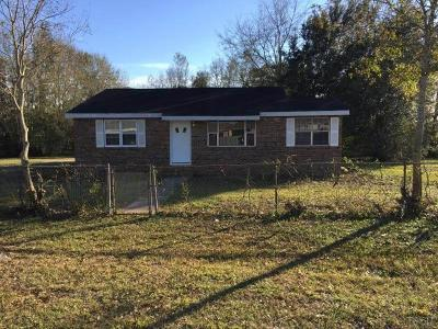 Cantonment Single Family Home For Sale: W 665 Roberts Rd