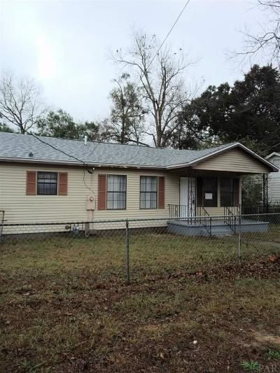Cantonment Single Family Home For Sale: 211 Rocky Ave