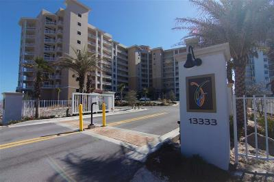 Pensacola, Pensacola Beach, Perdido, Perdido Key, Bagdad, Gulf Breeze, Milton, Navarre, Navarre Beach, Pace Condo/Townhouse For Sale: 13333 Johnson Beach Rd #401