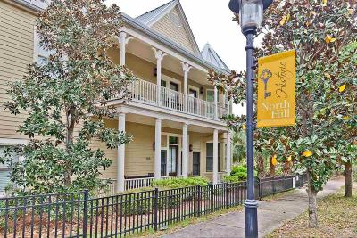 Pensacola Condo/Townhouse For Sale: W 203 Jackson St