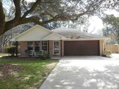Pace Single Family Home For Sale: 3553 Victory Dr