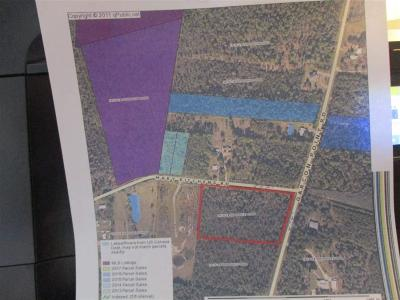 Milton Residential Lots & Land For Sale: Garcon Point Rd