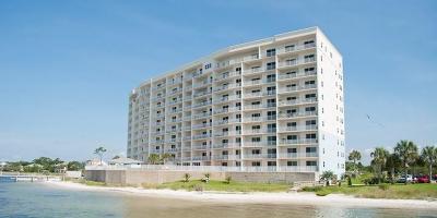 Pensacola Condo/Townhouse For Sale: 154 Ethel Wingate Dr #801