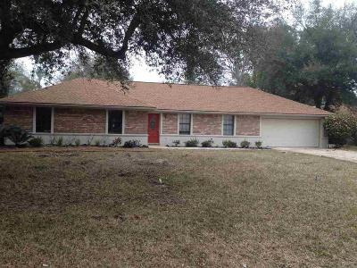 Gulf Breeze Rental For Rent: 3621 Tiger Point Blvd