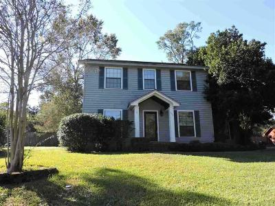 Pensacola Single Family Home For Sale: 9019 Woodrun Ln