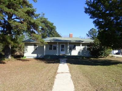 Jay Single Family Home For Sale: 4176 Morristown Rd