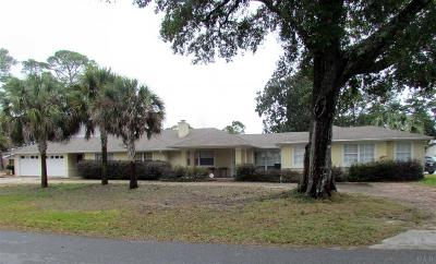 Pensacola Single Family Home For Sale: 57 Star Lake Dr