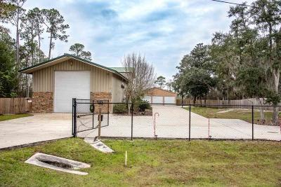 Navarre Single Family Home For Sale: 3409 Hwy 87