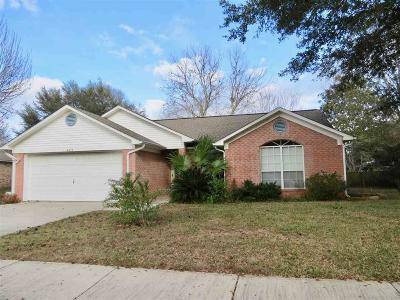 Pace Single Family Home For Sale: 4316 Ridgeland Dr