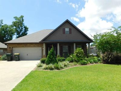 Milton Rental For Rent: 6753 Weathered Dr