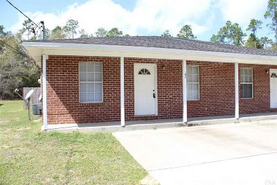 Milton Rental For Rent: 6851 Roundup Ln