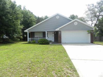 Milton Rental For Rent: 6914 Hanover Ct