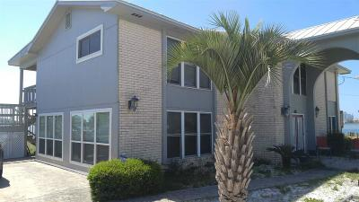 Pensacola Beach Single Family Home For Sale: 252 Sabine Dr