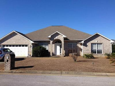 Pensacola Single Family Home For Sale: 3358 Pitcher Plant Cir
