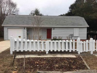 Milton Single Family Home For Sale: 5590 Windham Rd