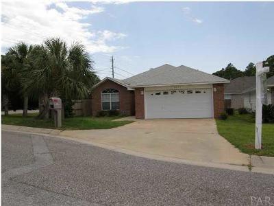 Pensacola Rental For Rent: 4601 Isles Dr